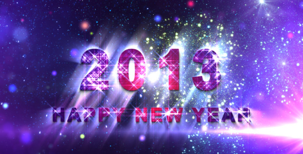 Happy new year 2013 Comment