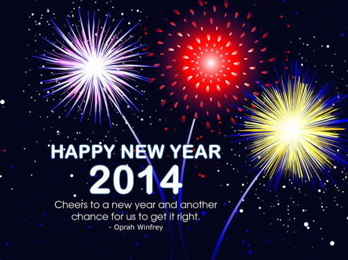 Happy new year 2014 comment copy the code and paste in your profile or page of comments voltagebd Image collections