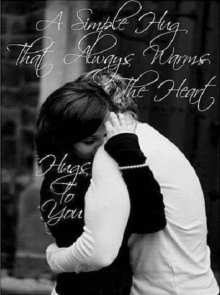 Kiss Love Quotes For Him : Romantic Hug And Kiss Hugs and kisses graphics